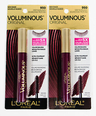 e24d000e327 L'OREAL PARIS VOLUMINOUS Original Mascara - 305 BLACK - STRAIGHT ...