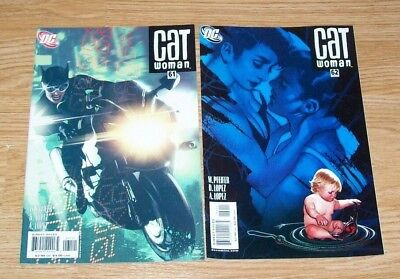 Catwoman: Issues 61 & 67  -  Dc Comics -2006