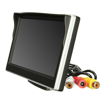 5inch 800*480 TFT LCD HD Display Monitor for Car Rear View Reverse Backup Camera