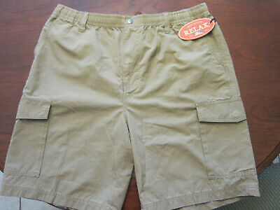 84b66ae6a4 NWT Tommy Bahama Relax Survivor Specialist Cargo Shorts Size L 9-inch