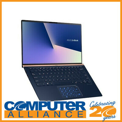 """ASUS UX433FN-A5021R 14"""" Core i7 Notebook Win 10 Pro"""