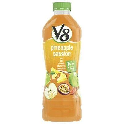 Campbell's V8 Pineapple Passion Juice 1.25L