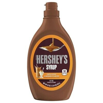 Hershey's Caramel Flavour Syrup 623g