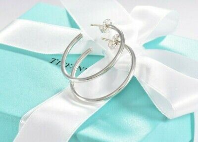 a63eed2ba Limited Tiffany & Co Sterling Silver 1.25