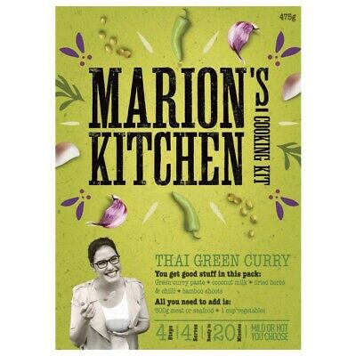 Marion's Kitchen Thai Green Curry Meal Kit 475g
