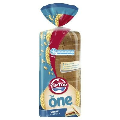 Tip Top The One White Sandwich Bread 700g