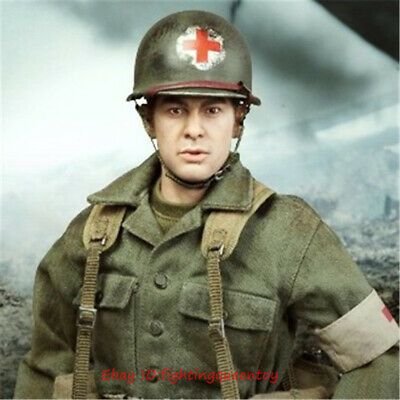 DID Haversack WWII 77th INFANTRY DIVISION COMBAT MEDIC DIXON 1//6 FIGURE TOYS