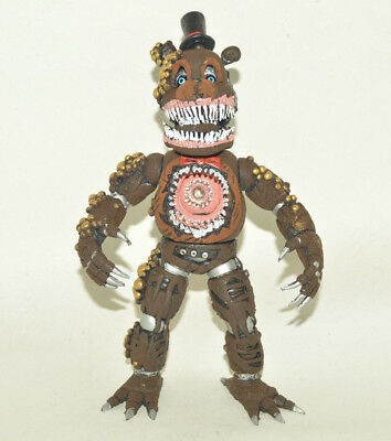 TOY MEXICAN FIGURE Freddy Twisted Five Nights At Freddy's