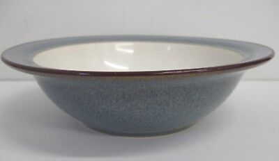 "Denby-Langley Storm Rimmed 7 1/4"" Soup/ Cereal Bowl"