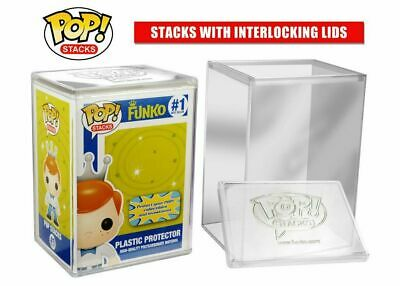 #1 Best Seller Funko Pop! Stacks: Premium Authentic Hard Shell Protector Case