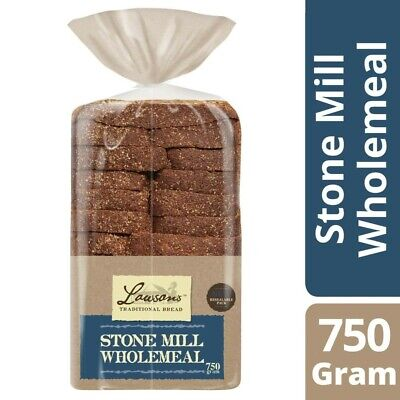 Lawson's Traditional Stone Mill Wholemeal Bread 750 gram