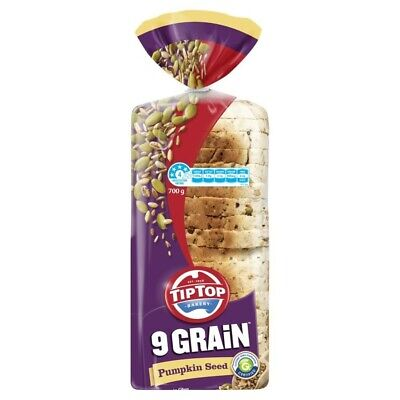Tip Top 9 Grain Bread Pumpkin Seeds 700g
