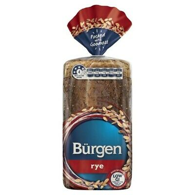 Burgen Traditional Rye Bread 700g