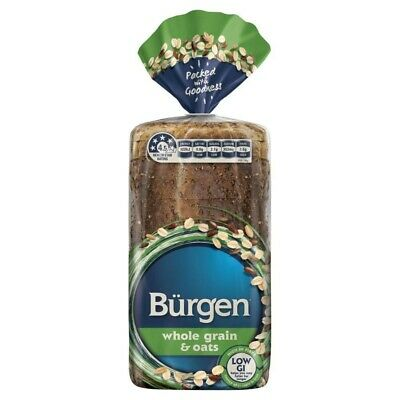 Burgen Wholegrain & Oats Bread 700g