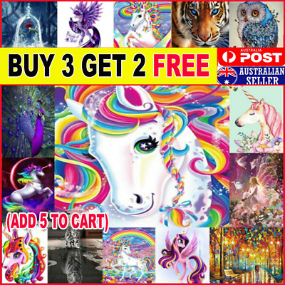 5D Diamond Painting Embroidery Cross Craft Stitch PictureG Art Kit Mural Decor