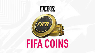 Fut 19 Monedas - 100,000 Coins - Ultimate Team - PS4 Entrega Rápida.
