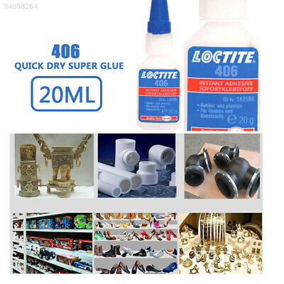 B3Ba 7063 573F 1047 Brand New Loctite 406 Insant Adhesive Super Glue 20G Sale