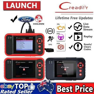 SALE! LAUNCH X431 OBD2 ABS Airbag Scan Tool Auto Diagnostic Scanner Code Reader