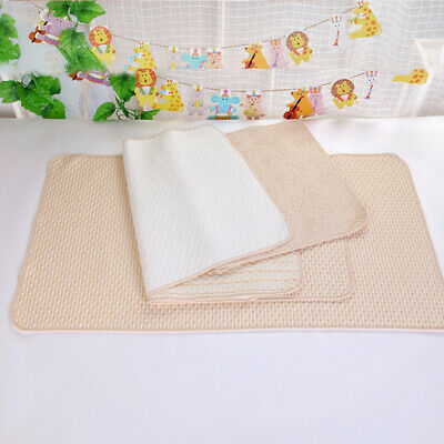 Baby Infant Changing Mat Cover Diaper Soft Home Nappy Change Pad Waterproof UK