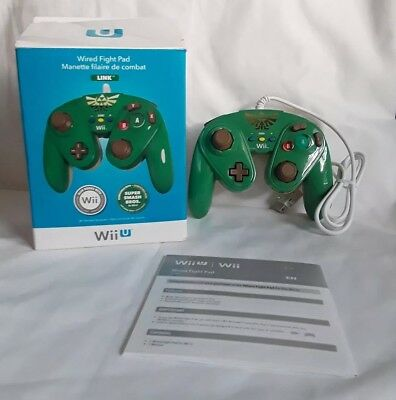 PDP Link Super Smash Bros Wired Fight Pad for the Nintendo Wii U
