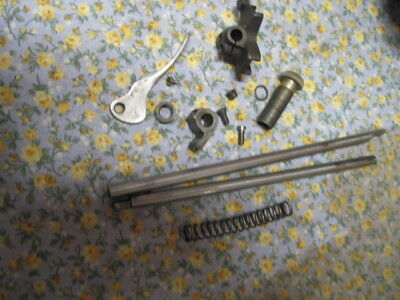 Singer 128 Presser Foot Needle Bars Lever Sewing Machine Vintage Simanco
