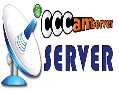 4 CCCAM /MGCAMD /newcamd full 1year 100% stable 48H test free