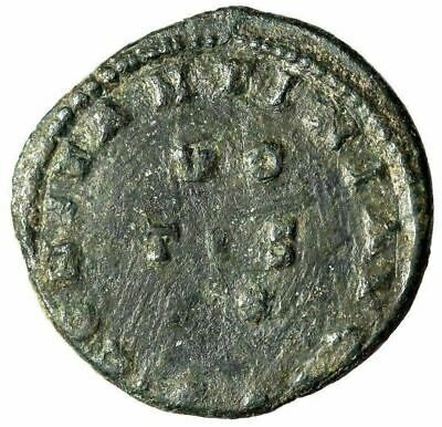 """Constantine I The Great AE19 """"VO TIS XX PA"""" Arles (Arelate) RIC 208 Very Rare"""