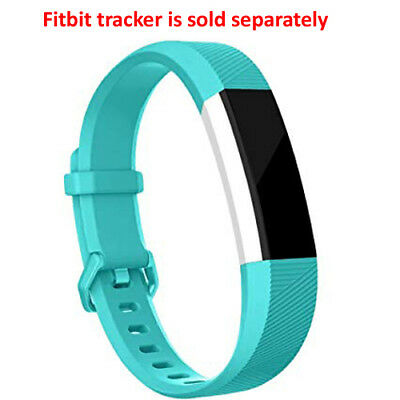 Large Classic Accessory Band New//Sealed -Fitbit Alta Free Ship Blue
