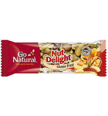 Go Natural Nut Delight 40g x 16