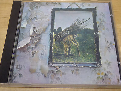 LED ZEPPELIN * Untitled NO BARCODE * VG+ (CD)