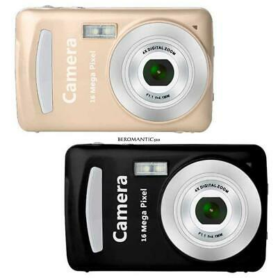 Durable Practical 16 Million Pixel Compact Home Digital Camera BE0R 01