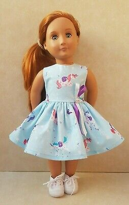 Unicorn Dress fits Our Generation Doll fits American Girl Handmade Doll Clothes