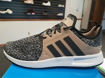 Brand New In Box Mens Original Adidas Run Shoes X_Plr X Plr B37930 Charcoal