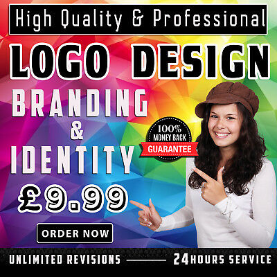Professional Logo Design, cheap and reliable, unlimited revisions, 24HR Service