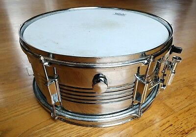Pearl  6.5x14 Acoustic Snare Drum Chrome Steel Shell