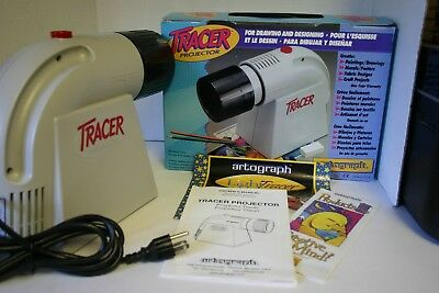 Artograph Tracer Projector Enlarger with Box & Instructions - Drawing & Design