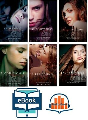 Frostbite Richelle Mead Ebook