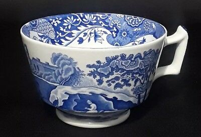 Spode Italian Blue Footed Cup