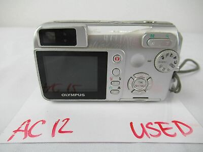Olympus Model D-595 Zoom 5MP Digital Camera w/ AF Zoom 6.3-18.9mm 1:2.8-4.9 Lens