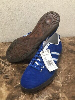 online store bab90 8fada Nwt Rare Adidas Handball Kreft SPZL Shoes Spezial Royal Blue White Sz 11  DA8748