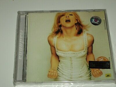 Madonna *Rare  Cd  ' Ghv2 Greatest Hits 2 ' 2001 As New / Sealed