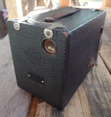 Kodak 120 film Vintage Brownie Box Camera
