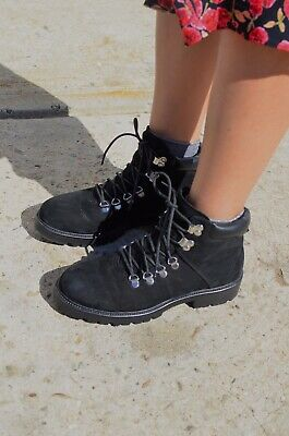 Vagabond Kenova Lace Up Ankle Boots Urban Outfitters