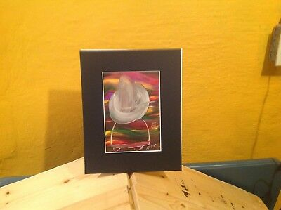 "Set of 3 Acrylic Original fine Paintings 8"" x 10"" Mexican Art."