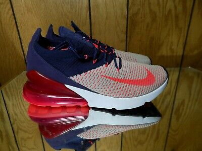 WMNS NIKE AIR MAX 270 FLYKNIT AH6803 200 MOON PARTICLERED