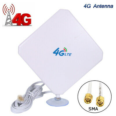 35dBi 4G LTE Booster Ampllifier MIMO Antenna SMA Telstra Optus for Huawei B1467