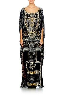b409bded22 Camilla Franks For The Love Of Lhasa Long Round Neck Kaftan Free Size Brand  New
