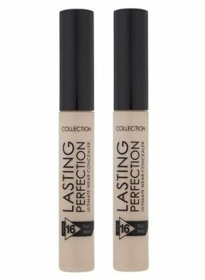 2 x Collection Lasting Perfection Ultimate Wear Concealer - Fair 1