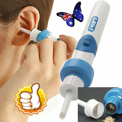 Electric Ear Wax Removal Vacuum Cleaning Cleaner Device Earpick Painless Tool LG