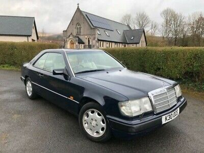 *REDUCED* 1992 Mercedes Benz 300CE coupe w124, 3.0 automatic, stunning classic